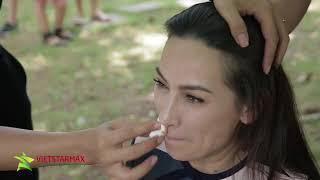Behind The Scenes Phim quảng cáo   TV Commercials Phi Nhung Viet Nam