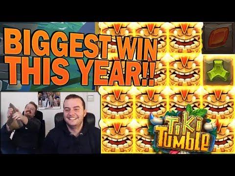 My biggest win this year! - Tiki Tumble