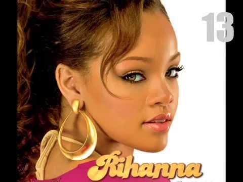 Top 20 Rihanna songs - YouTube Rihanna Songs