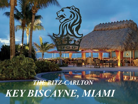 The Ritz-Carlton Key Biscayne, Miami - Driver View