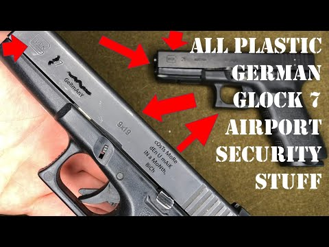 "Stupid Gun Myths - Episode 12: ""Glocks Can Get Through Airport Security Because They're Plastic"""