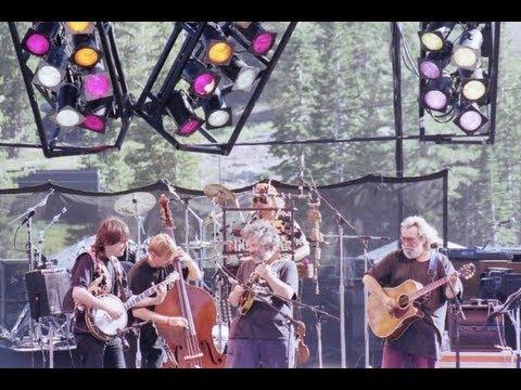 Jerry Garcia & David Grisman 8-25-91 Goldcoast Concert Bowl Squaw Valley CA