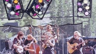 Jerry Garcia & David Grisman 8-25-91 Goldcoast Concert Bowl Squaw Valley CA