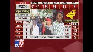 Karnataka Local Body Elections Results 2018 Live - Part 10