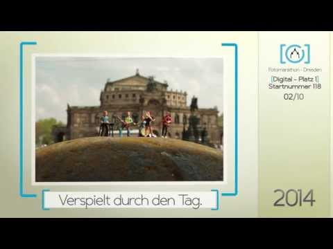 1. Platz Digital 2014 - 4. Fotomarathon-Dresden.de