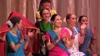 Banno ki saheli/Indian dance studio Sarasvati, Naberejhnye Chelny, Tatarstan, Russia