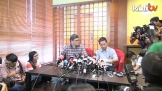 Pemain badminton negara digantung perlawanan