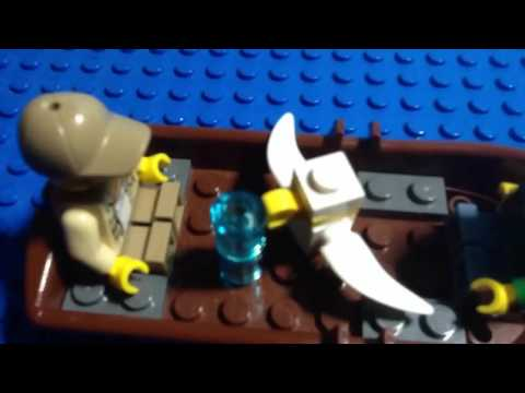 My Lego Commercial: Aflac