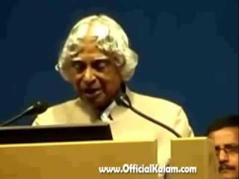 Dr A P J Abdulkalam,s speech I Will Fly