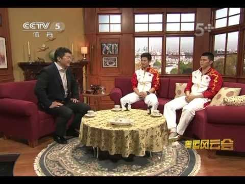 [2012.08.25][CCTV-5]interview the men of the day