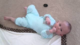 Cute random baby noises (Your daily baby fix)