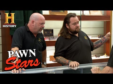 Pawn Stars: The Iwo Jima Memorial Sketch | History