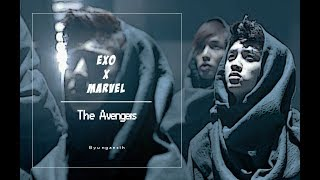 Video ►EXO - The War (Superpowers AU!) download MP3, 3GP, MP4, WEBM, AVI, FLV Juli 2018