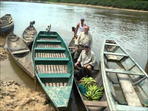 Amazon Basin Guided Trips