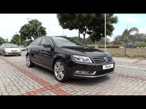 2012 Volkswagen Passat 1.8 TSI Sport Start-Up and Full Vehicle Tour