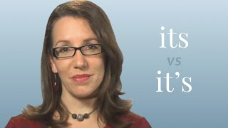 Its vs. It's - Merriam-Webster Ask the Editor