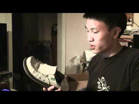 Sanuk Chiba Unboxing