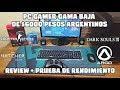 PC GAMER POR $6.000 PESOS ARGENTINOS - Análisis De Componentes   Prueba De Rendimiento