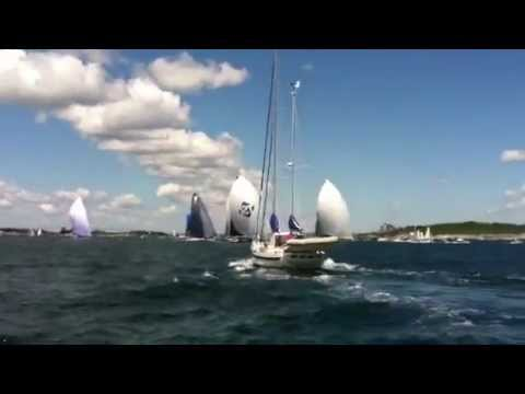 2012 Newport to Bermuda Race Start!
