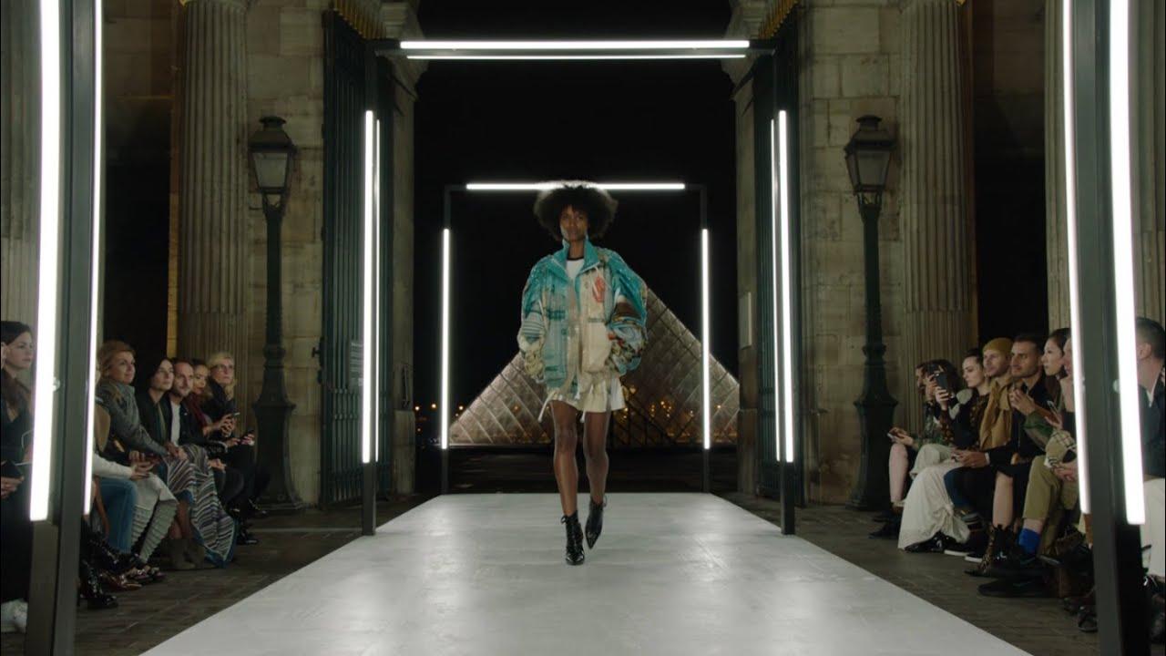9ba14589a0 Louis Vuitton Women's Spring-Summer 2019 Show