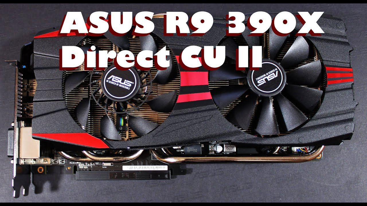 ASUS R9 390X WINDOWS 10 DOWNLOAD DRIVER