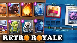 Retro Royale Challenge   Giant Hog Deck   Ft. Wings #1 Global Player