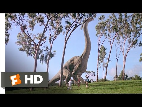 Jurassic Park 1993  Welcome to Jurassic Park Scene 110  Movieclips