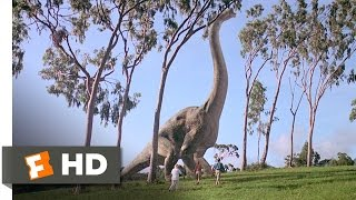 Jurassic Park (1/10) Movie CLIP - Welcome to Jurassic Park (1993) HD