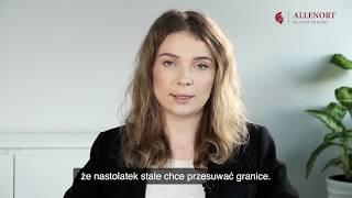 Małgorzata Kaczmarek Odc1 Allenort Kliniki Terapii
