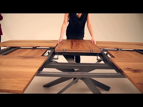 Top 10 Intelligent Tables Made From Wood 2017