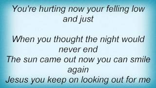 Kirk Franklin - Lookin' Out For Me Lyrics