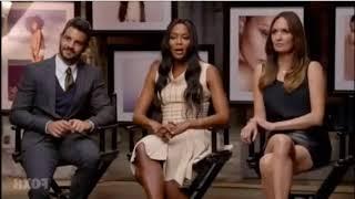 Đẳng cấp xéo sắc xuyên lục địa của Siêu Mẫu Naomi Campbell