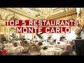 MONACO: 4 Michelin Star Restaurants in 4 Days #foodvlogs # ...