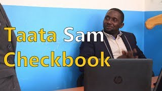 Taata Sam's Checkbook - Funniest Ugandan Comedy skits. thumbnail