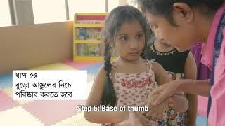 Preventing Coronavirus: Properly washing your hands | BRAC