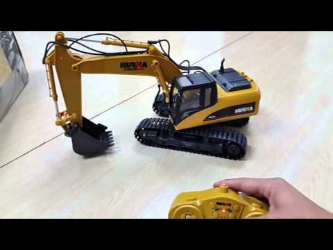 Rc excavator 2.4Ghz review 15ch
