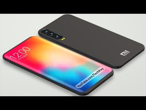 Xiaomi Redmi Note 6 Pro - 50 MP Camera, 5G, Android Pie 9.0, Specs & Price (Concept)