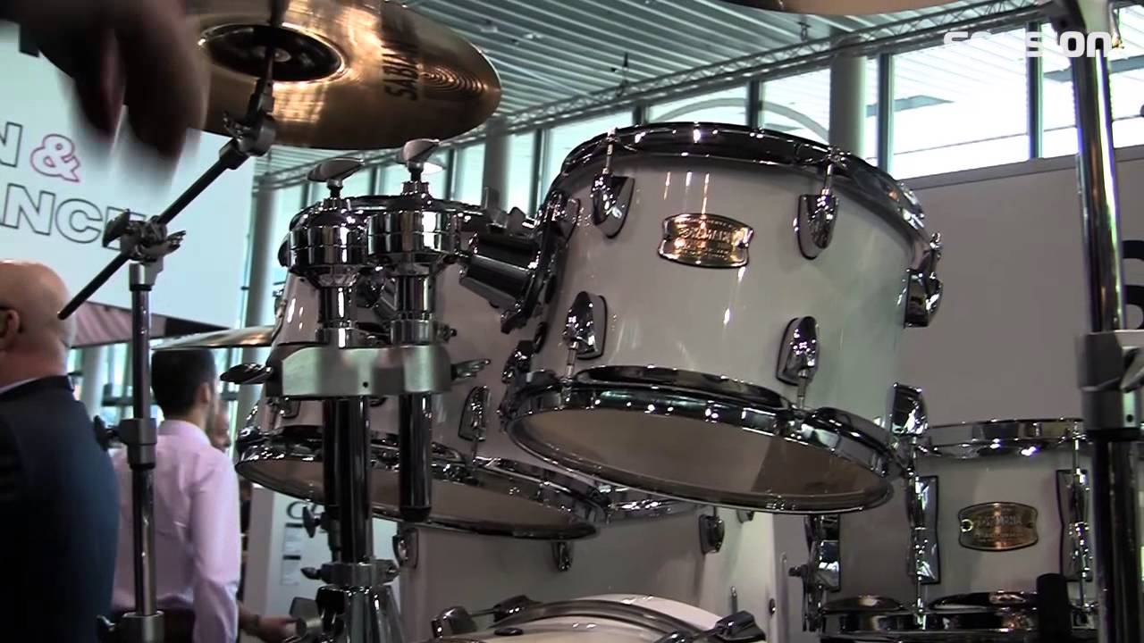 Yamaha Birch Stage Custom Drum Set