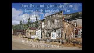 St Elmo Historic District (Ghost Town)