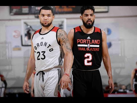 Full Highlights: Portland Trail Blazers vs Toronto Raptors, MGM Resorts NBA Summer League | July 13