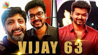 Mohan Raja to direct Vijay 63? | Thalapathy Latest Tamil Cinema News