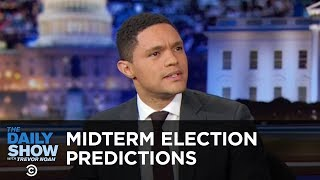 The Problem with Political Predictions - Between the Scenes | The Daily Show