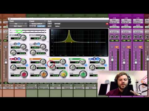 How To Use EQ Boosts To Find The Nasty Stuff | musicianonamission.com - Mix School #4