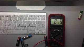 Как проверить батарейки(, 2017-01-21T19:17:07.000Z)