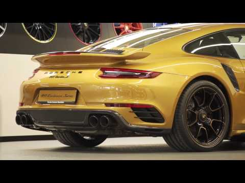 The production process of the 911 Turbo S Exclusive Series – Exclusive Manufaktur. Mp3