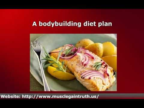Why A Good Bodybuilding Diet Plan Is Really Important