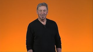 Fusion Cloud Applications: Larry Ellison at Oracle OpenWorld 2019
