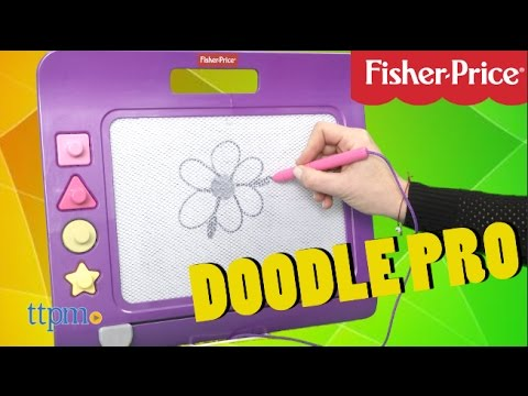 Doodle Pro Super Stamper From Fisher-Price