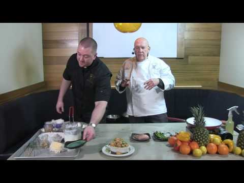 The Chefs' Table Series®: Bonefish Grill Cooking Demo