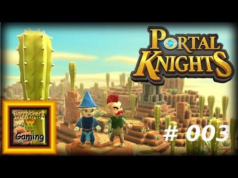 Portal Knights #003 - Im Land der Kakteen